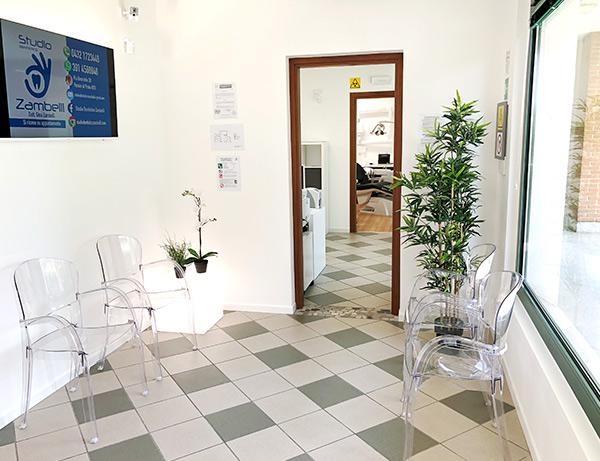 sala-attesa-dentista-pasian-di-prato-udine